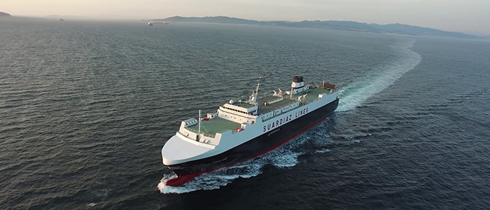 La política marítima de la UE propugna el desarrollo del Transporte Marítimo de Corta Distancia, por sus ventajas de sostenibilidad