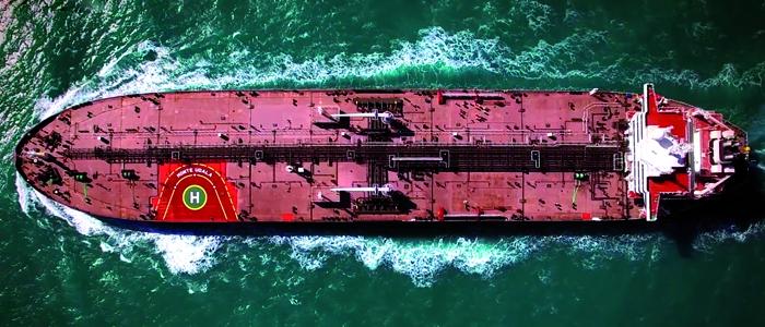 Los vertidos de hidrocarburos al mar por accidentes de petroleros se han dividido por 25 desde los años 90